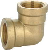 High Quanlity Brass Elbow Pipe (YD-6025)