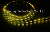 High lumen Epistar SMD3527 11mm RGB+White Flexible LED Strip Light
