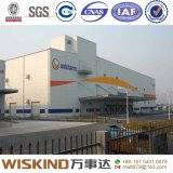 China Free Design Pre-Engineered Steel Structure for Workshop/Warehouse