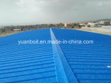 Colour Steel Plates (Wave Plate) for Wall and Roof Use