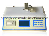 Mxz-1 Plastic Film and Paper Usage Friction Coefficient Tester/Instrument/Equipment/Machine