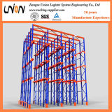 Heavy Duty Drive-in Pallet Racking with High Density