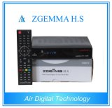New Satellite TV Decoder DVB S/S2 with Dual Core CPU Zgemma H. S