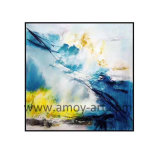 Wholesale Abstract Oil Paintings on Canvas for Wall Decor