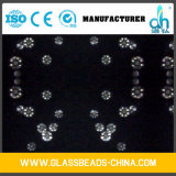 No Silicone Resin Smooth 2-4mm Transparent Glass Bead
