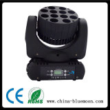 12*10W RGBW 4in1 LED Beam Moving Head Stage Lighting