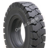 China High Quality Industrial Solid Forklift Tyre 4.00-8, 5.00-8, 6.00-9