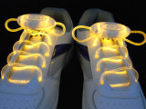 Fancy Flashing Shoelaces Ultra-Brightness LED Nylon Shoe Laces