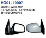 Car Outer Mirror Manual/Electric for Hyundai Tucson 2003-2009 OEM#87620-2e510ca/87610-2e510ca/87610-2e300ca/87620-2e300ca