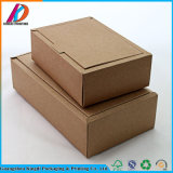 Cheap Tuck Top Brown Kraft Paper Packaging Gift Box