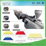 China Wholesale Price Plastic PVC/UPVC+PMMA/ASA Corrugated Foaming/Foam Roofing Tile Production Line