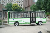 23 Seater Electric Sightseeing Bus with Lithium Battery