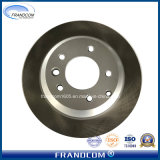OEM Forged Steel Brake Discs with CNC Machining