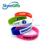 Factory Custom Cool Men's Silicone Wristband