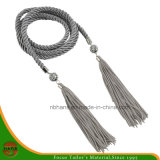 Sliver Color Embroidery Thread Tassel