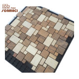 Classic Mixed Marble Stone Mosaic Pattern for Wall Decoration