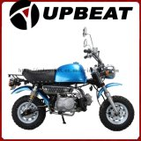 Upbeat Motorcycle 110cc Monkey Bike 110cc Gorilla Bike Blue