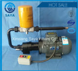 10L/Min Mini Engine Oil Purifier System