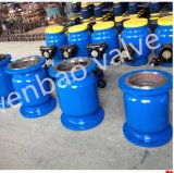 High Performance Fully Welded Flanged Ball Valve with Gear Operator