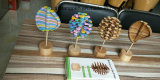 Wooden Relaxing Office Toys