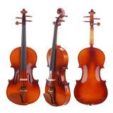 Popular Grade Solidwood Violin Strings Musical Instrument