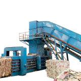 Fully Autoamtic Waste Paper Baler Compress Baling Machine