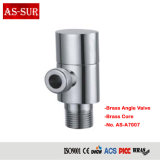 Compact Best Price Low Pressure Brass Wash Basin Angle Seat Water Valve A7007