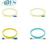 Custom fiber optic pre-terminated cable