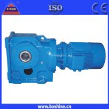 K Helical Bevel Gearbox Speed Reducer Gearmotor
