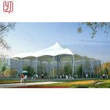 Modular PVDF Tensile Fabric Engineering Membrane Structures Roof Cover
