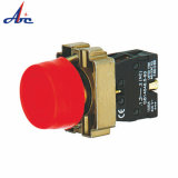 Wholesales 1nc Push Button Switch with Red Waterproof Cover