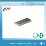 China Permanent N45 Nickel Neodymium Block Magnet