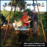 Bottom Price Water Well Core Drilling Rig Xy-200