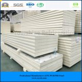 ISO, SGS Approved 50mm Embossed Aluminum PIR Sandwich (Fast-Fit) Panel for Cool Room/ Cold Room/ Freezer