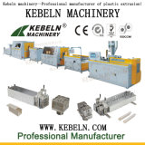 PVC Cable Trunking Production Line PVC Extrusion Plastic Machine