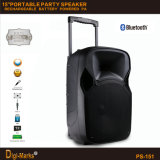 New Stylish Portable Bluetooth Battery Powered Mini TV Stage Speaker