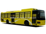 10.6 Meters 19-36 Seat Shacman City Bus