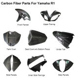 Carbon Fiber Motorcycle Parts for YAMAHA R1