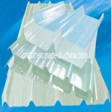 UV Coating Daylight FRP Corrugated Panel
