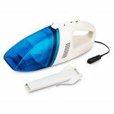 Popular White & Blue 12V Portable Mini Car Vacuum Cleaner