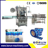 PVC / Pet Shrink Sleeve Labeling Wrapping Machine for Bottles
