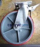 Ringlock Scaffolding Heavy Duty Caster on Cast Iron Wheel
