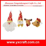 Christmas Decoration (ZY14Y388-1-2-3-4) Christmas Arylic Decoration Small Item Gift