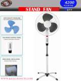 16inch Stand Fan with Special Cross Base