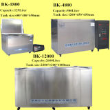 Multi-Stage Ultrasonic Cleaner Grease Duct Cleaning Equipment