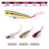 High Quality Hard Fishing Popper Lure