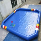Kids Irregular Inflatable Water Pool with Air Pump for Sale