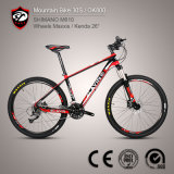 Bicycle 27-Speed Shimano Altus M370 Carbon Fiber Mountain Bike