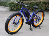 4.0 Fat Tire Alloy Electric Dirt Bike with CE En15194
