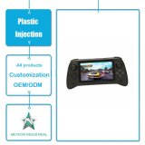 Customized Competitive Price Handheld Video Electronic Game Plastic Injection Molding